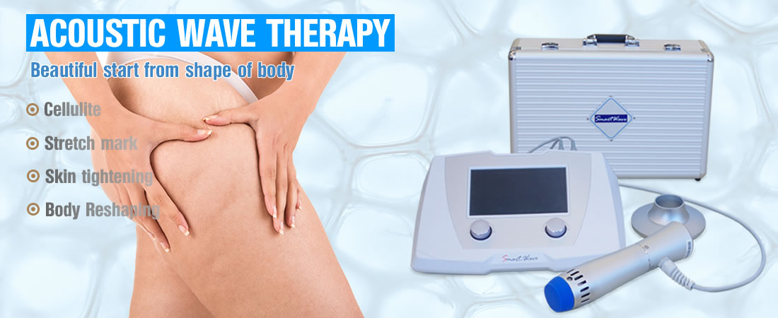 SmartWave ShockWave Therapy Equipment